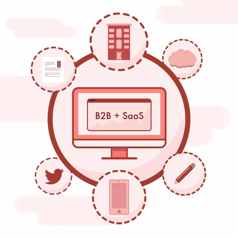 saas content marketing agency