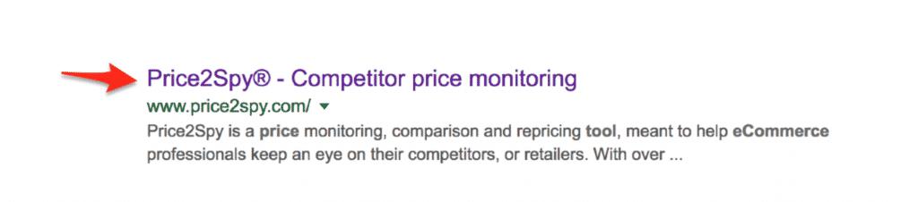 content marketing competitors framework